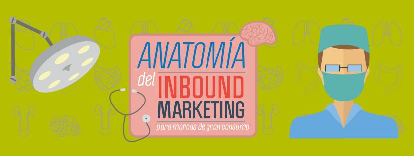 Anatomía del inbound marketing en marcas de gran consumo