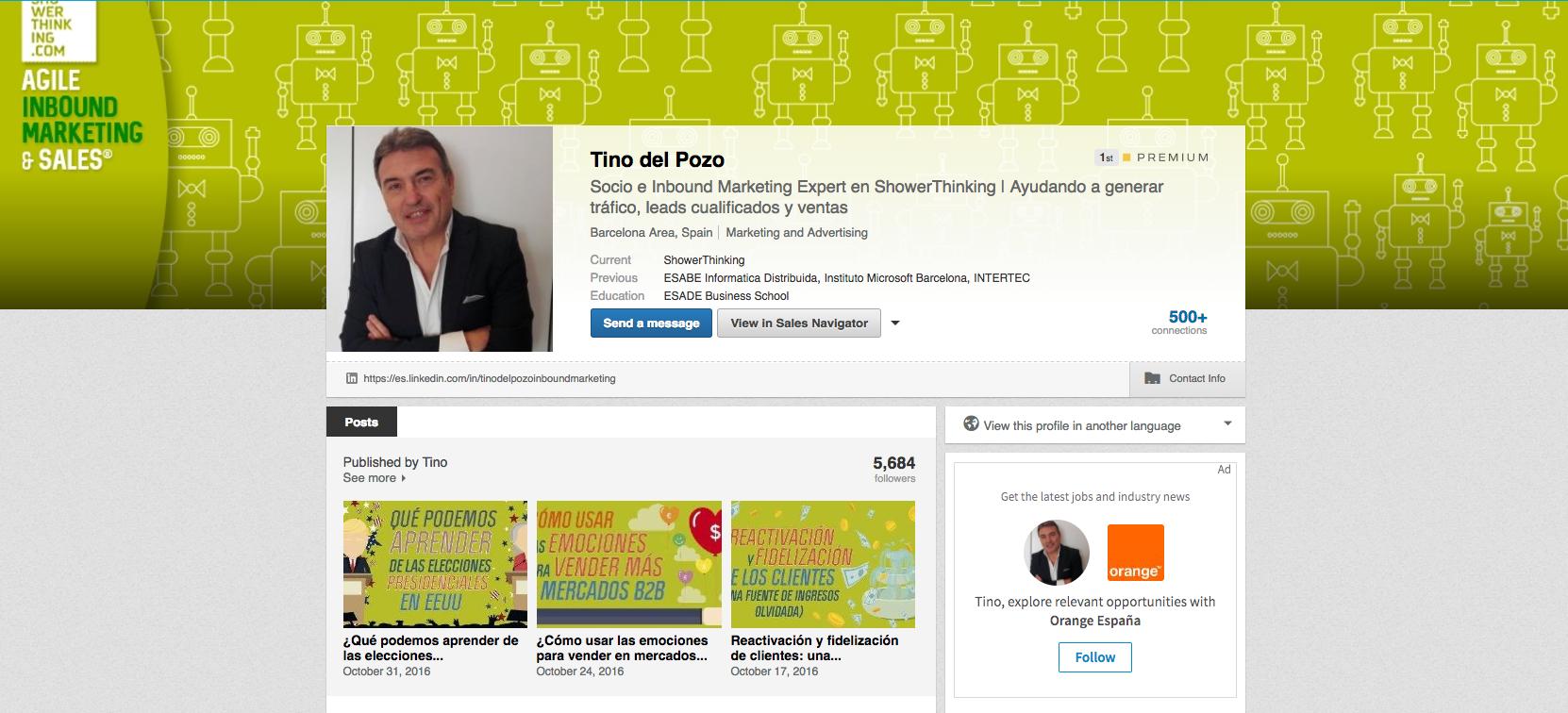 Cómo captar leads B2B en LinkedIn con Inbound Marketing?