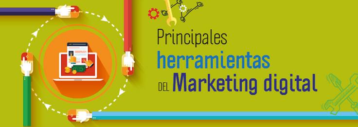 Enorme listado de las principales herramientas de Marketing Digital