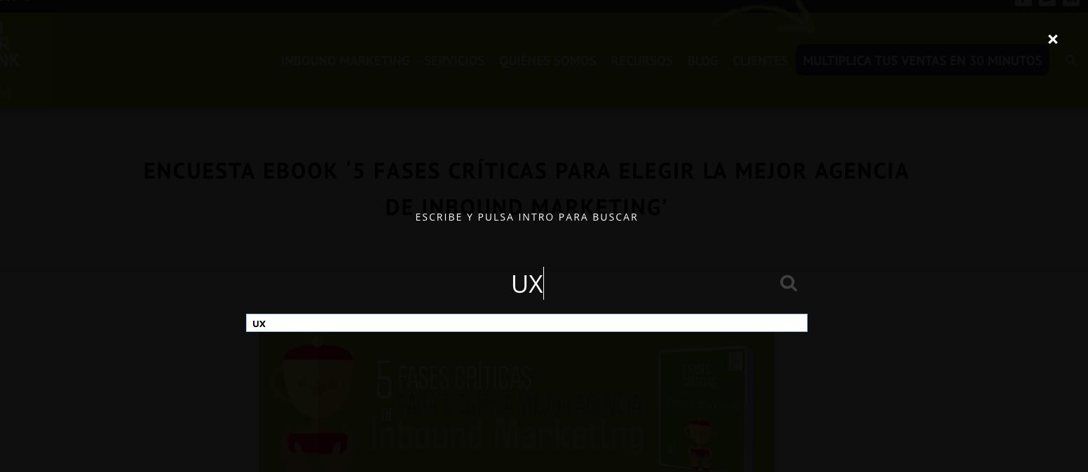 mejorar conversión UX