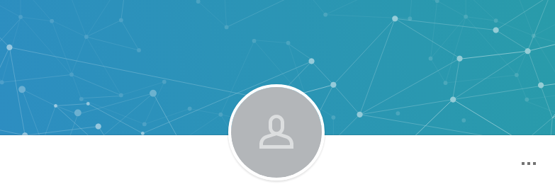 perfil sin foto en Linkedin