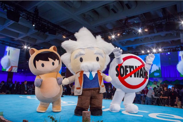 Dreamforce Einstein