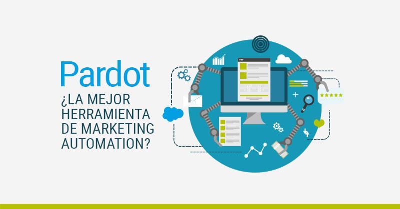pardot marketing automation b2b