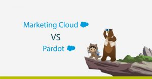 marketing cloud o pardot