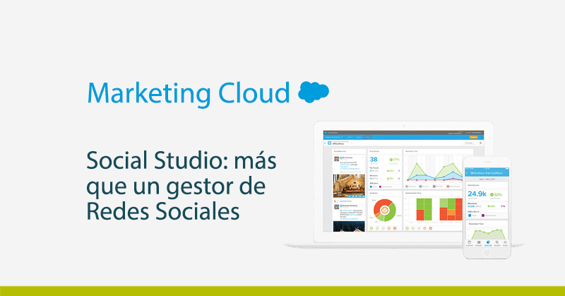 Social studio marketing cloud cabecera