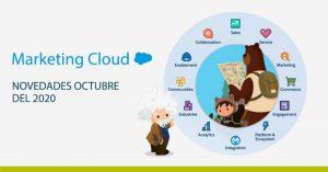 Marketing Cloud novedades octubre