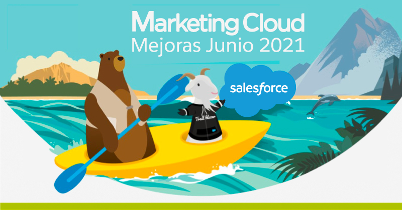 Marketing Cloud mejoras